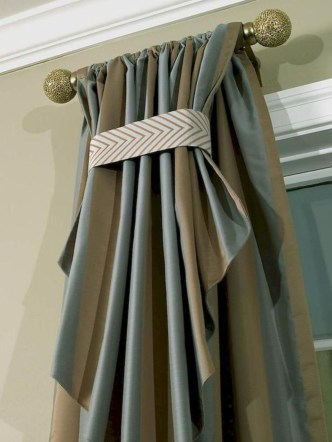 Cool Curtain Ideas For Living Room08