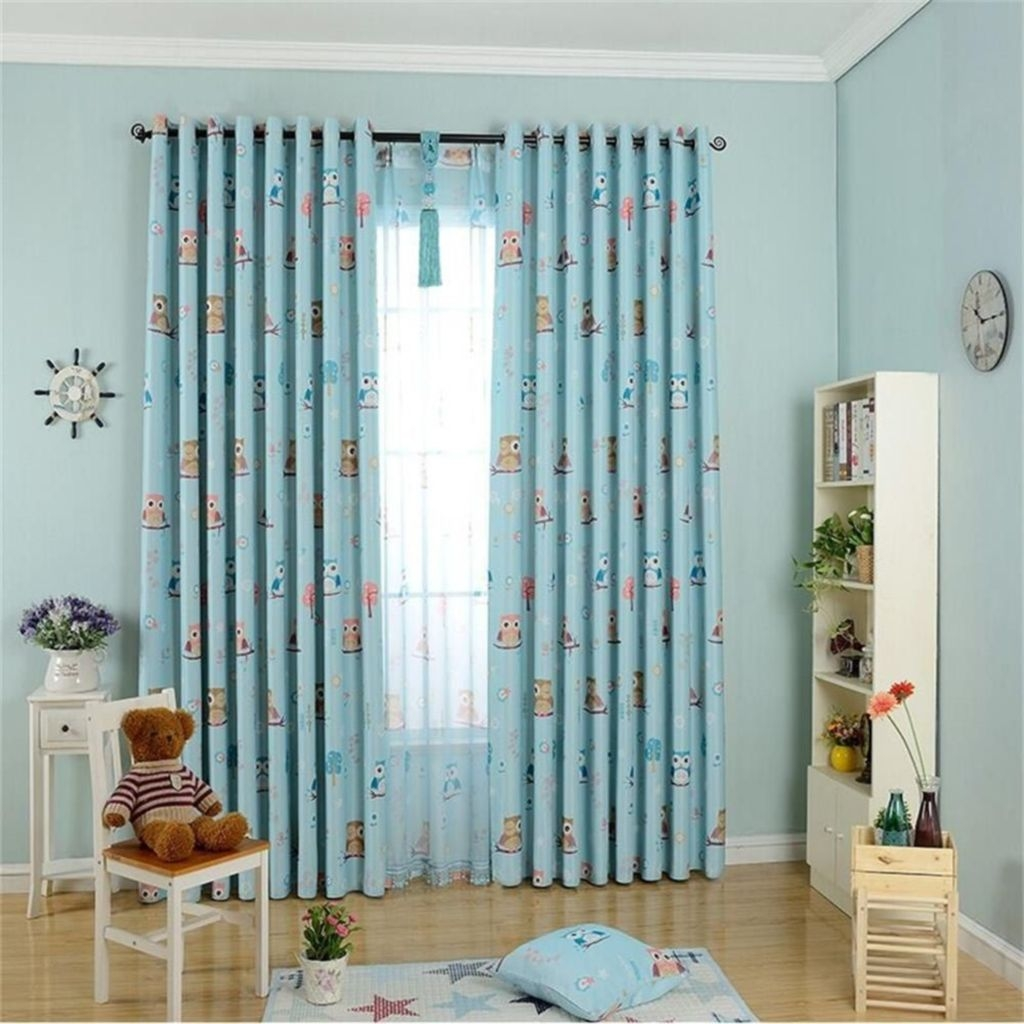 Cool Curtain Ideas For Living Room35