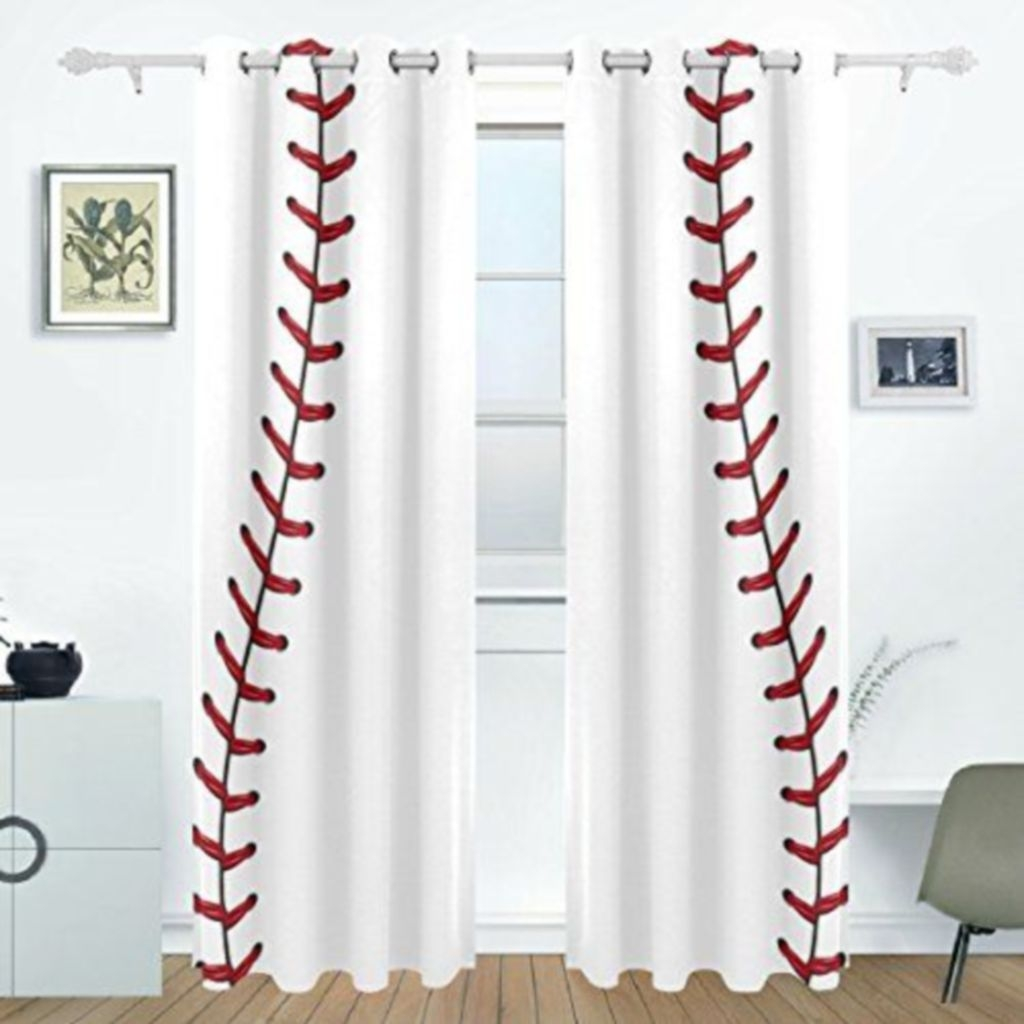Cool Curtain Ideas For Living Room39