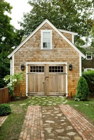Cute Home Garage Design Ideas For Your Minimalist Home06