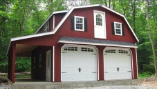 Cute Home Garage Design Ideas For Your Minimalist Home08