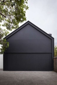 Cute Home Garage Design Ideas For Your Minimalist Home18