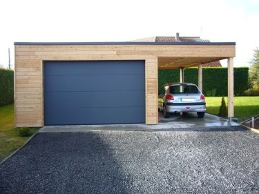 Cute Home Garage Design Ideas For Your Minimalist Home19