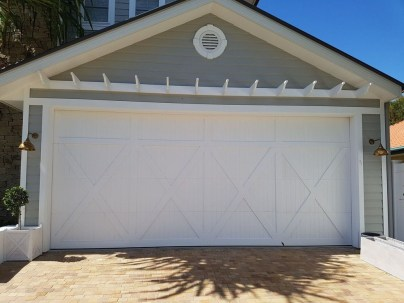 Cute Home Garage Design Ideas For Your Minimalist Home32