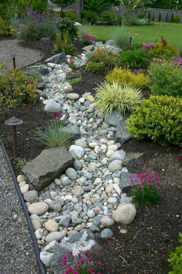 Cute Landscaping Ideas You Can Put In House Page43
