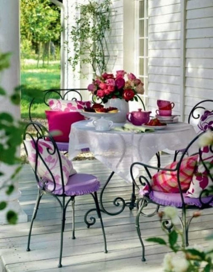 Fabulous Terrace Garden Design Ideas For Valentines Day08
