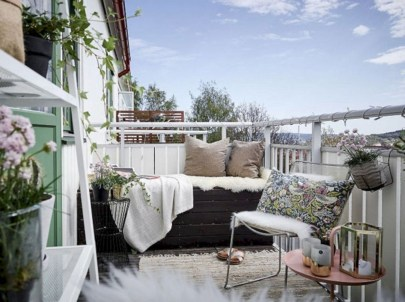 Fabulous Terrace Garden Design Ideas For Valentines Day14