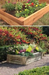 Fancy Diy Flower Beds Ideas For Your Garden29
