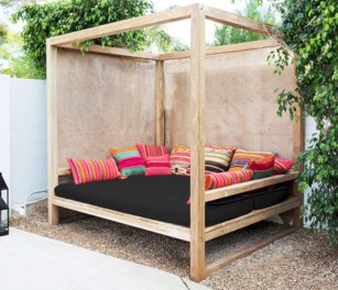 Fascinating One Day Backyard Project Ideas For Outdoor Space15