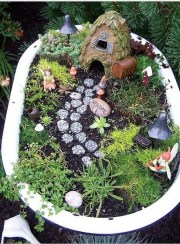 Fascinating One Day Backyard Project Ideas For Outdoor Space23