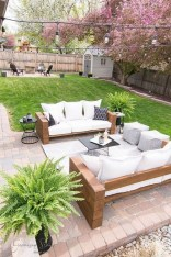 Fascinating One Day Backyard Project Ideas For Outdoor Space35