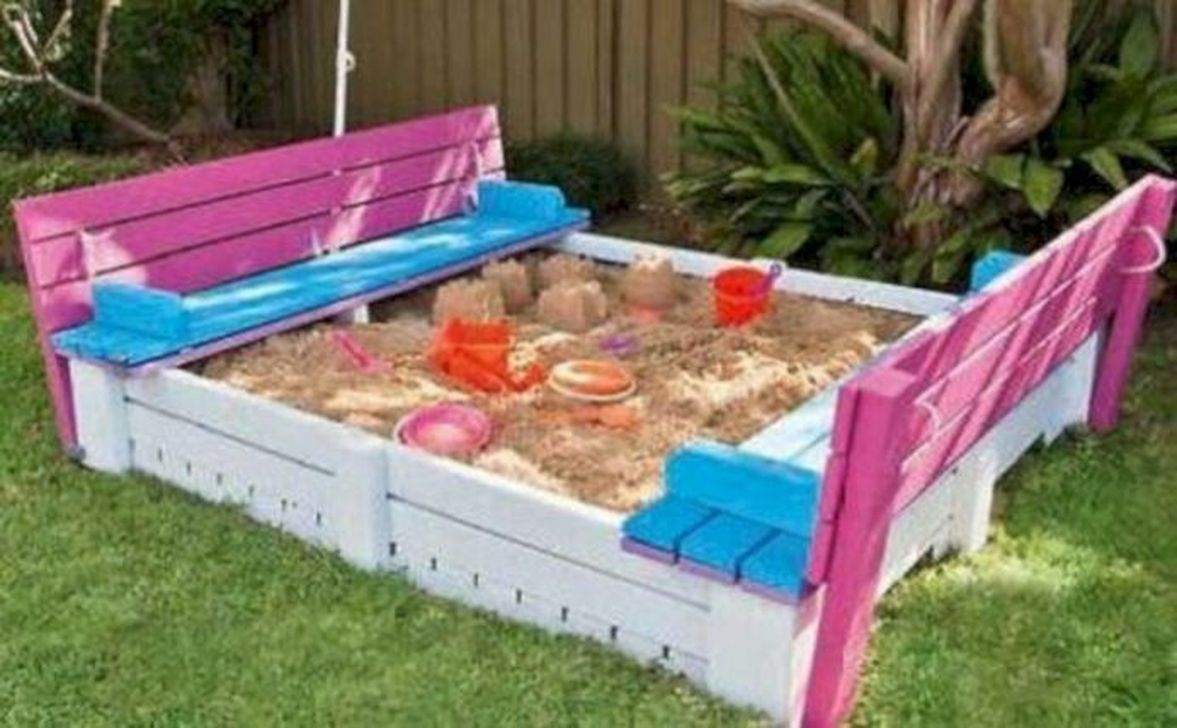 Fascinating One Day Backyard Project Ideas For Outdoor Space47