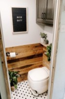 Fascinating Rv Remodel Ideas For Bathroom On A Budget23