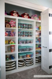 Luxury Toys Storage Organization Ideas30