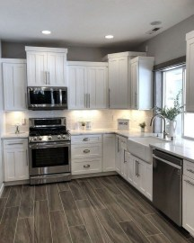 Newest Cabinet Design Ideas For Kitchen33