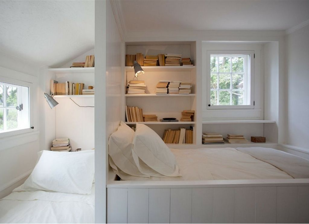 Rustic Tiny House Design Ideas With Two Beds19