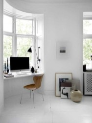 Splendid Monochrome Home Office Decor Ideas To Apply Asap19