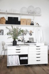Splendid Monochrome Home Office Decor Ideas To Apply Asap21