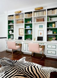 Splendid Monochrome Home Office Decor Ideas To Apply Asap39