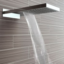 Stunning Rainfall Shower Ideas13