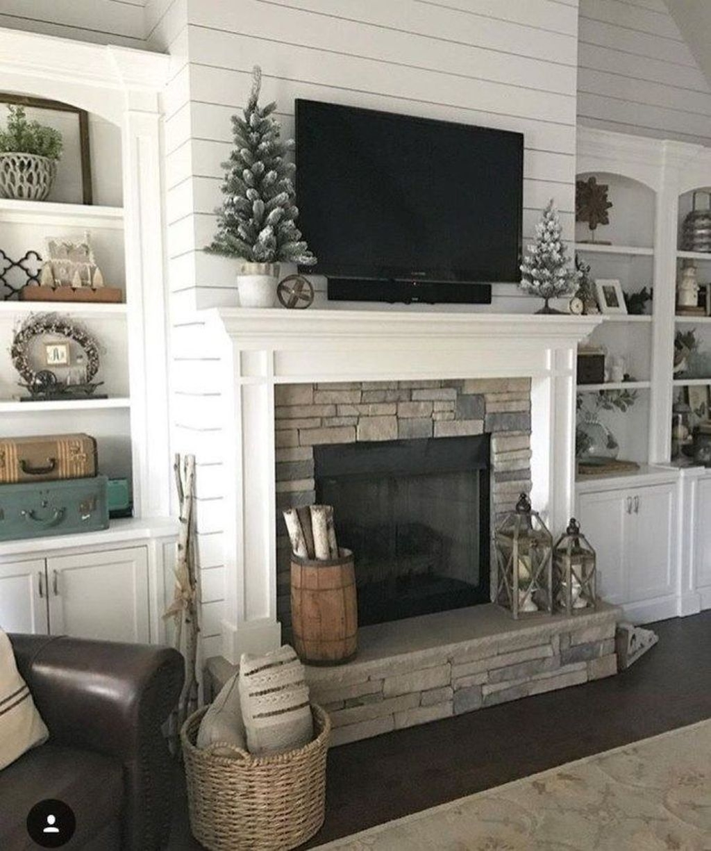 Superb Fireplace Design Ideas You Can Do It16