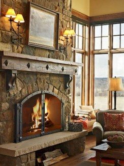 Superb Fireplace Design Ideas You Can Do It34