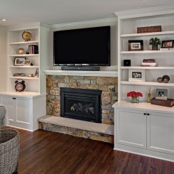Superb Fireplace Design Ideas You Can Do It42