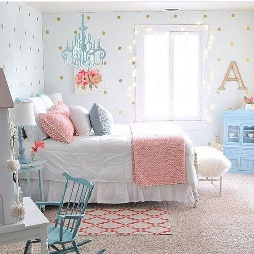 Superb Teen Girl Bedroom Theme Ideas16