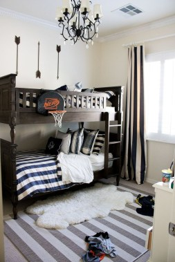 Vintage Shared Rooms Decor Ideas For Teen Boy02