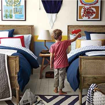 Vintage Shared Rooms Decor Ideas For Teen Boy12