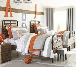 Vintage Shared Rooms Decor Ideas For Teen Boy19