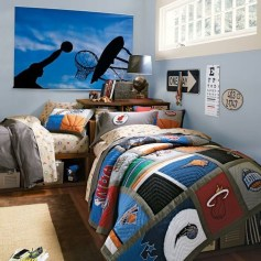 Vintage Shared Rooms Decor Ideas For Teen Boy20