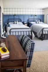 Vintage Shared Rooms Decor Ideas For Teen Boy33