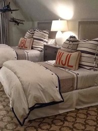 Vintage Shared Rooms Decor Ideas For Teen Boy40