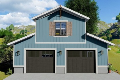 Astonishing House Design Ideas With With Car Garage25