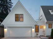 Astonishing House Design Ideas With With Car Garage30