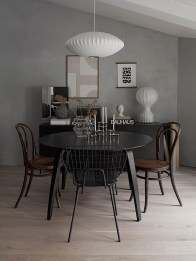 Best Minimalist Dining Room Design Ideas For Dinner With Your Family04