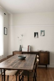 Best Minimalist Dining Room Design Ideas For Dinner With Your Family05