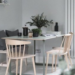 Best Minimalist Dining Room Design Ideas For Dinner With Your Family09