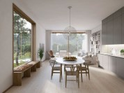 Best Minimalist Dining Room Design Ideas For Dinner With Your Family12