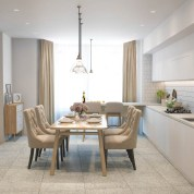 Best Minimalist Dining Room Design Ideas For Dinner With Your Family13