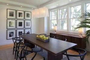 Best Minimalist Dining Room Design Ideas For Dinner With Your Family21