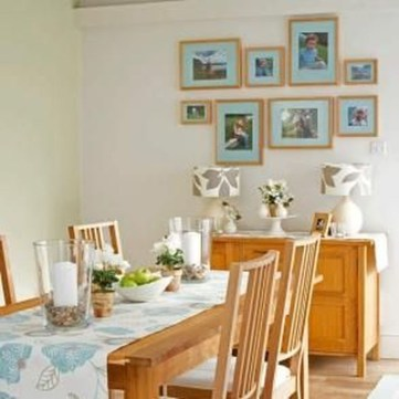 Best Minimalist Dining Room Design Ideas For Dinner With Your Family33