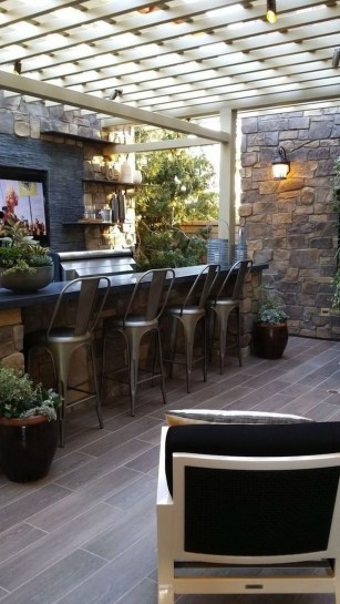 Brilliant Outdoor Kitchen Design Ideas For You Nowaday27