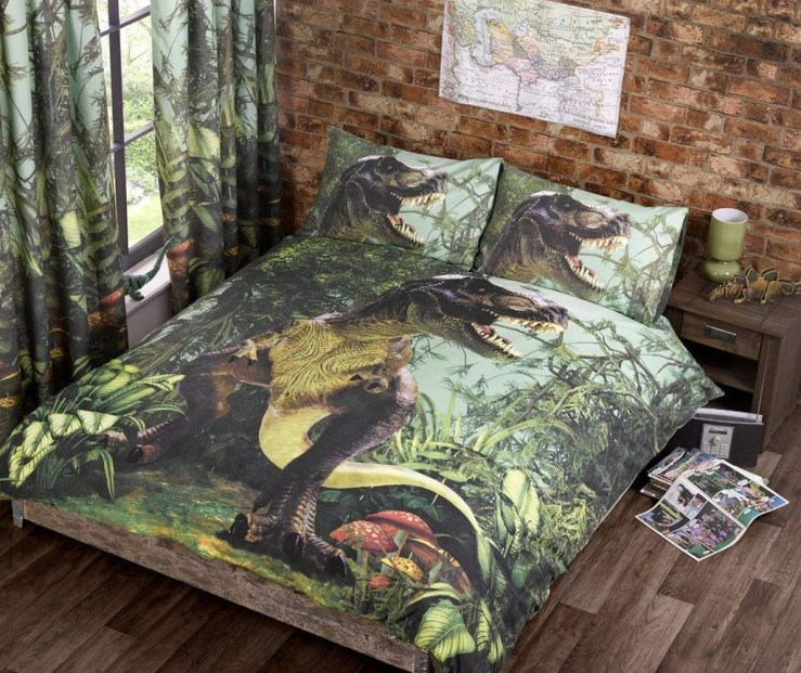 Charming Kids Bedroom Ideas With Jungle Theme To Try20