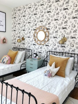 Comfy Kids Bedroom Decoration Ideas That Trendy Now11