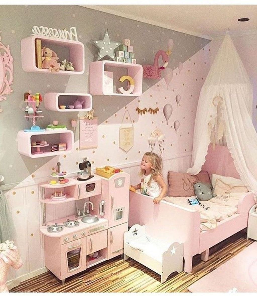 Comfy Kids Bedroom Decoration Ideas That Trendy Now14
