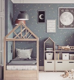 Comfy Kids Bedroom Decoration Ideas That Trendy Now22