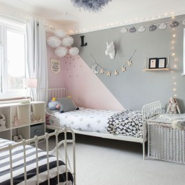 Comfy Kids Bedroom Decoration Ideas That Trendy Now24