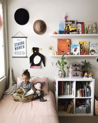 Comfy Kids Bedroom Decoration Ideas That Trendy Now44